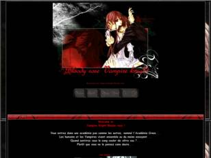 Vampire Knight Bloody Rose