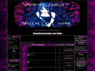 Vampire Knight - When love wins