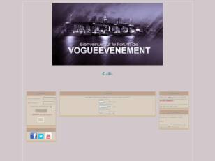 Vogue Evenement Forum