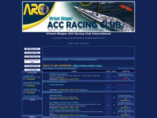 Free forum : Virtual Skipper ACC Racing Club International
