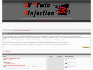 Vtwin-Injection et TTS Mastertune