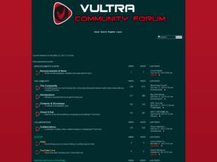 Vultra Community Forum