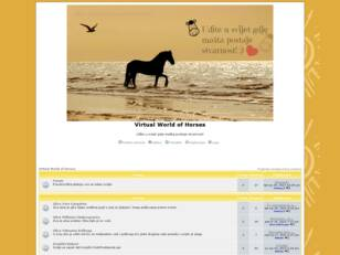 Virtual World of Horses