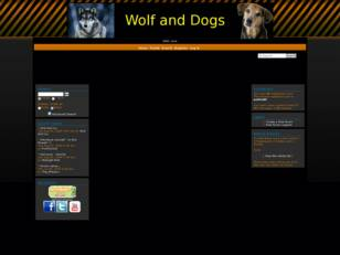 Wolfs and Dogs