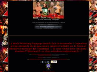 World Wrestling Rampage