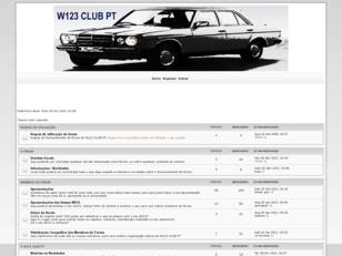 Forum gratis : W123 CLUB PT