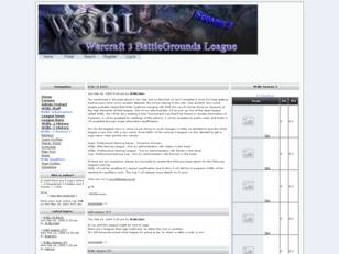 Warcraft III Gaming Leagues