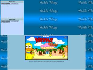 Waddle Village® - A new beginning, A new world.