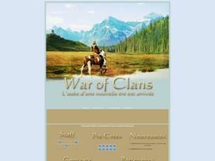 war of clans - forum rpg