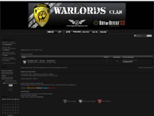 Warlords Day Of Defeat Source Clan - Welcome