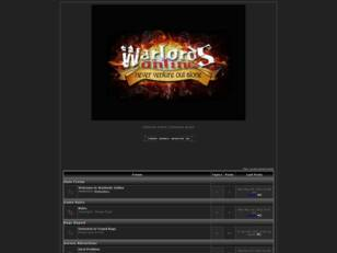 Warlords Online