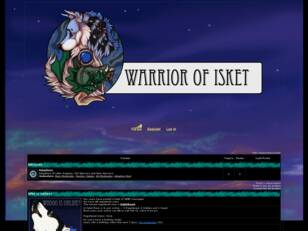 The Warriors of Isket