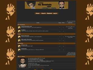 watch Boondocks online forums