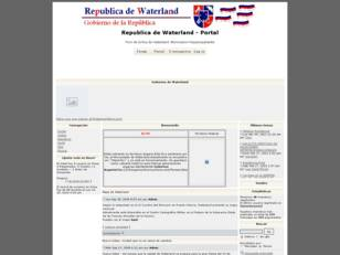 Foro gratis : Republica de Waterland
