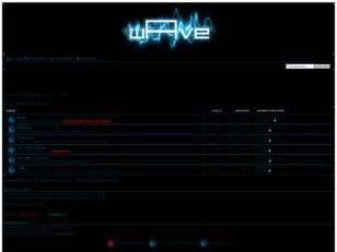 wAve Team Forum