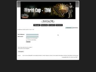 [EN/FR] World Cup TDM [CSS] - Forum