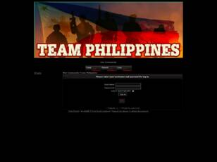 War Commander Team Philippines