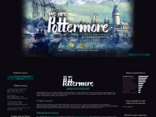 We are Pottermore