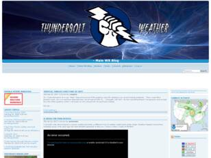 Weather Chat Room