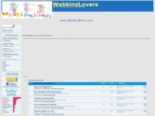 WebkinzLovers Forums