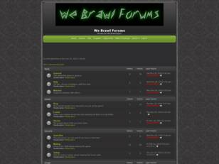 We Brawl Forums