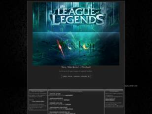[Wecken] | Team FR League of Legend