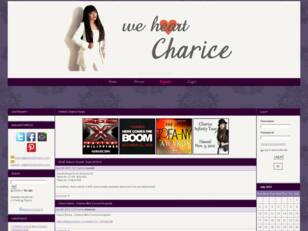 Charice | weheartCHARICE Fan Forum