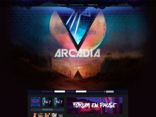 Welcome to Arcadia - forum RPG