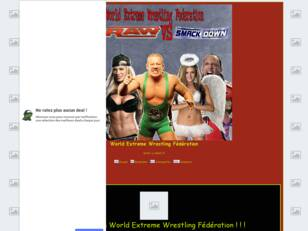 World Extreme Wrestling Federation