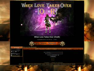 When Love Takes Over [OveR]