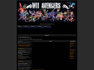 Free forum : wii avengers