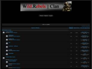 Wild Rebels Forum