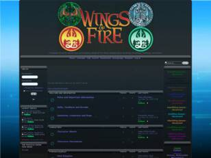 Wings Of Fire Roleplay Forum