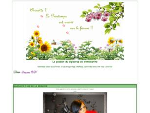 creer un forum : La passion du digiscrap de winnie