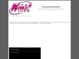 Winx Club Serbian Forum