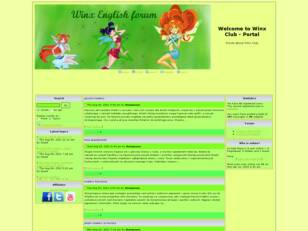 Free forum : Welcome to Winx Club