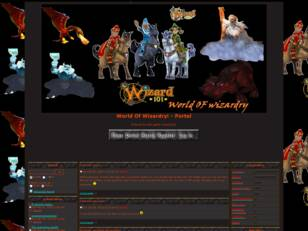 Free forum : World Of Wizardry!