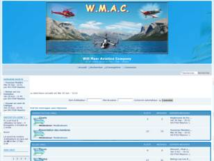 Forumactif.com : Will Maur Aviation Company