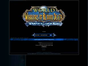 Free forum : Warriors of Blood Death