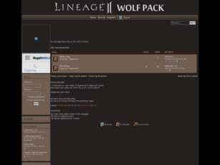 Free forum : L2 wolfpack
