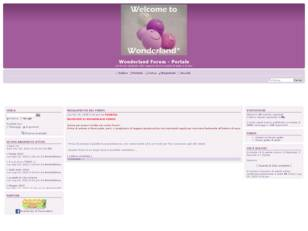 Forum gratis : Wonderland Forum