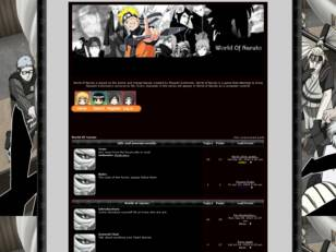 World Of Naruto