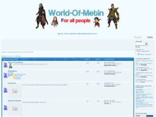 World-Of-Metin. Tutoriale Metin2.Counter-Strike