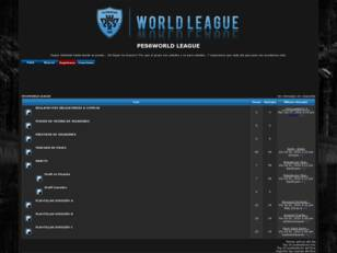 Pes 6 World League