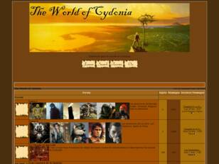 The World Of Cydonia