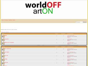 World OFF Art ON