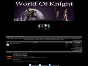 worldofknight Forum.