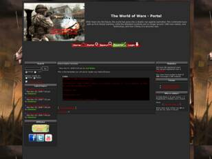 Free forum : The World of Wars