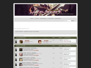 World Servers © 2010 | Tus Servidores Online