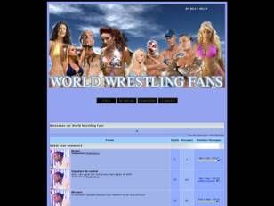 World Wrestling Fans
